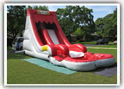 southlake inflatable slide